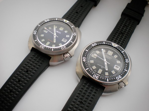Smiths Diver PRS-68 - The Hands Are Fine!