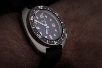 Smiths Diver PRS-68 At Work