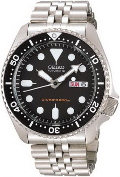 Seiko SKX007K2 - The New Classic